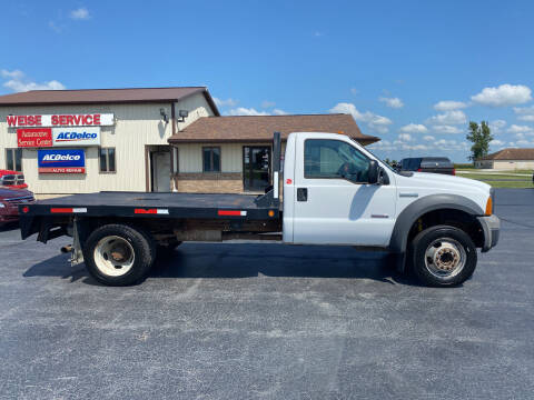 2005 Ford F-550 Super Duty for sale at Pro Source Auto Sales in Otterbein IN
