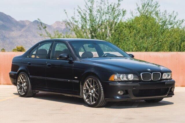 2002 BMW M5 for sale at PROPER PERFORMANCE MOTORS INC. in Scottsdale AZ