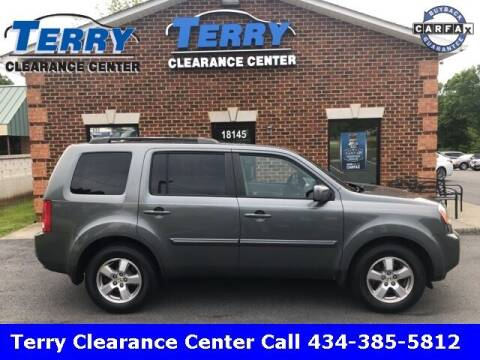 2009 Honda Pilot for sale at Terry Clearance Center in Lynchburg VA