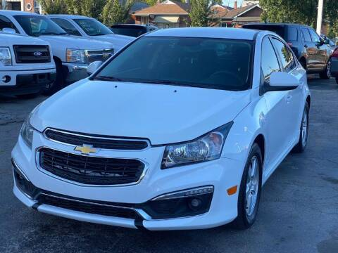 2016 Chevrolet Cruze Limited for sale at IMPORT Motors in Saint Louis MO
