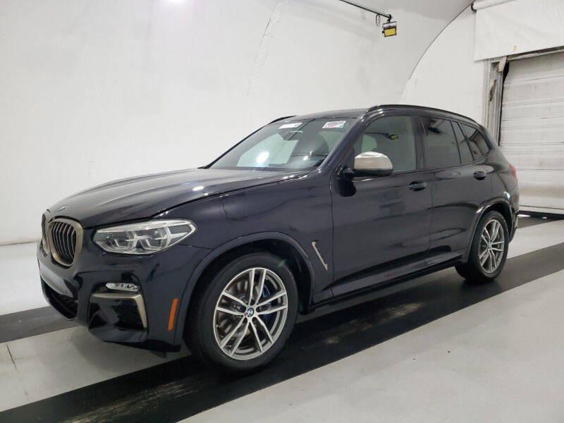 2018 BMW X3 for sale at BAVARIAN AUTOGROUP LLC in Kansas City MO