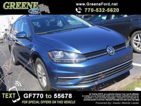 2019 Volkswagen Golf SportWagen for sale at Nerd Motive, Inc. - NMI in Atlanta GA