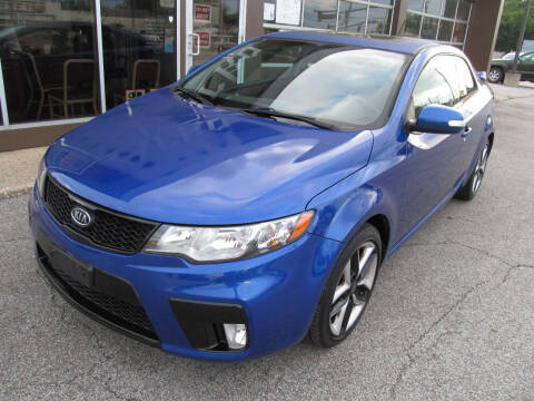 2010 Kia Forte Koup for sale at Arko Auto Sales in Eastlake OH