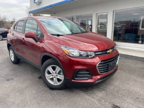 2021 Chevrolet Trax for sale at MARTINDALE CHEVROLET in New Madrid MO