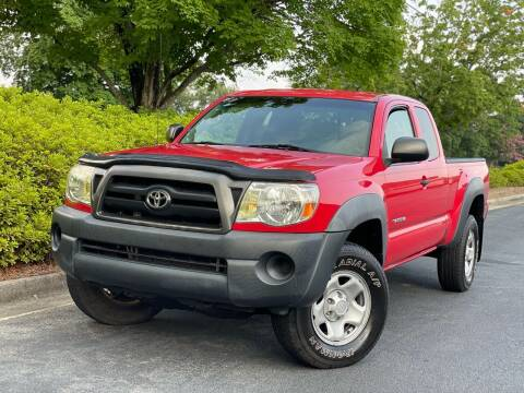 2007 Toyota Tacoma for sale at William D Auto Sales in Norcross GA