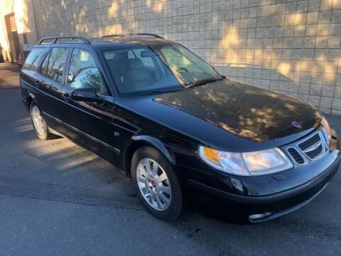 2003 Saab 9-5 for sale at Z Motorz Company in Philadelphia PA