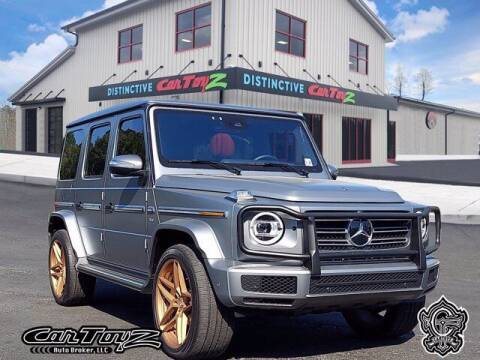2021 Mercedes-Benz G-Class for sale at Distinctive Car Toyz in Egg Harbor Township NJ