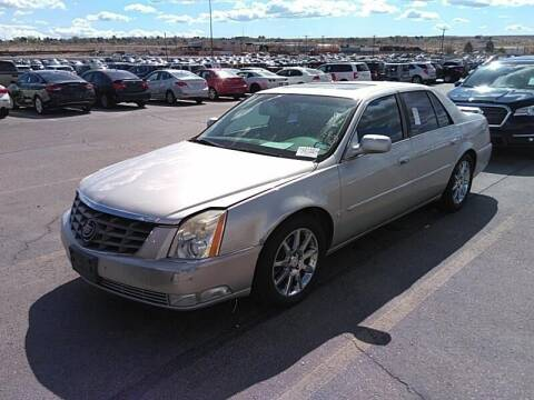 2006 Cadillac DTS for sale at Cj king of car loans/JJ's Best Auto Sales in Troy MI