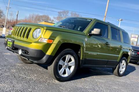 2012 Jeep Patriot for sale at Island Auto in Grand Island NE