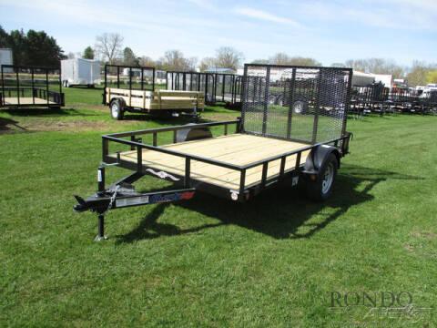 2021 Liberty Single Axle Utility LU3K78X10C for sale at Rondo Truck & Trailer in Sycamore IL