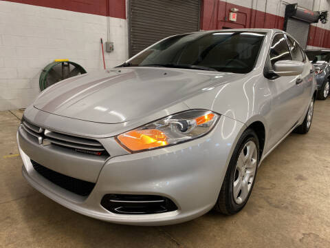 2013 Dodge Dart for sale at Columbus Car Warehouse in Columbus OH