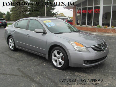 2007 Nissan Altima for sale at Jamestown Auto Sales, Inc. in Xenia OH
