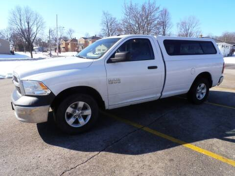 2015 RAM Ram Pickup 1500 for sale at A-Auto Luxury Motorsports in Milwaukee WI