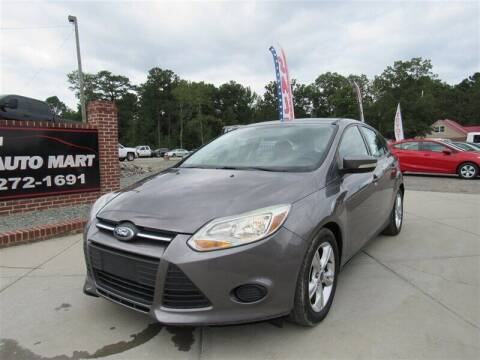 2014 Ford Focus for sale at J T Auto Group in Sanford NC