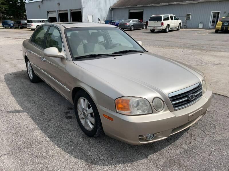 2004 Kia Optima EX V6 4dr Sedan - Murphysboro IL