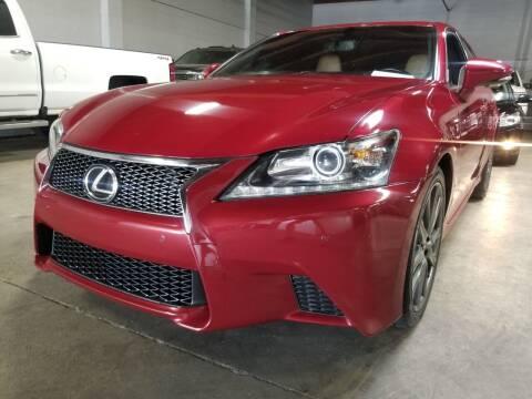 2013 Lexus GS 350 for sale at 916 Auto Mart in Sacramento CA