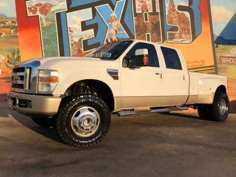 2008 Ford F-350 Super Duty for sale at Sparks Autoplex Inc. in Fort Worth TX