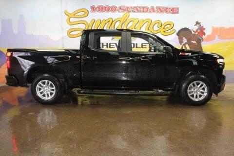 2020 Chevrolet Silverado 1500 for sale at Sundance Chevrolet in Grand Ledge MI