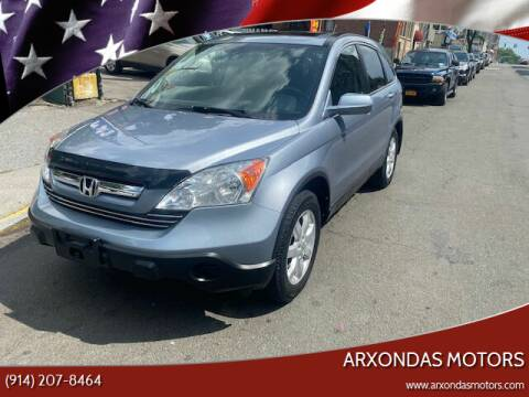 2008 Honda CR-V for sale at ARXONDAS MOTORS in Yonkers NY