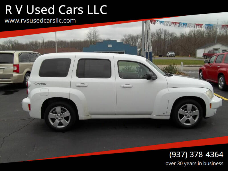 2008 Chevrolet HHR for sale at R V Used Cars LLC in Georgetown OH