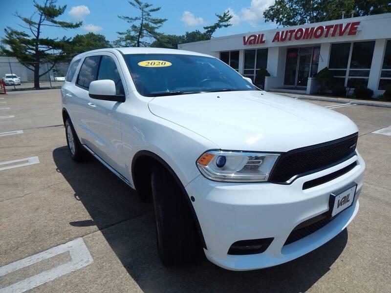 2020 Dodge Durango for sale at Vail Automotive in Norfolk VA