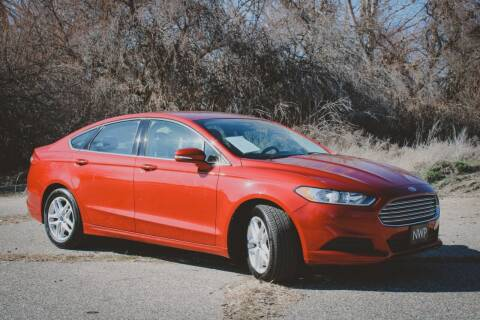 2014 Ford Fusion for sale at Northwest Premier Auto Sales Kennewick in Kennewick WA