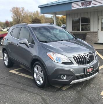 2015 Buick Encore for sale at Clapper MotorCars in Janesville WI