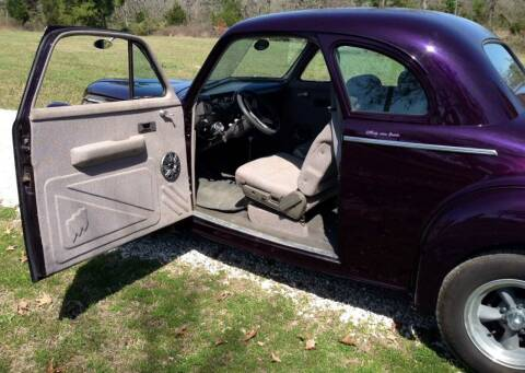 1939 Buick 40 Special for sale at CLASSIC MOTOR SPORTS in Winters TX