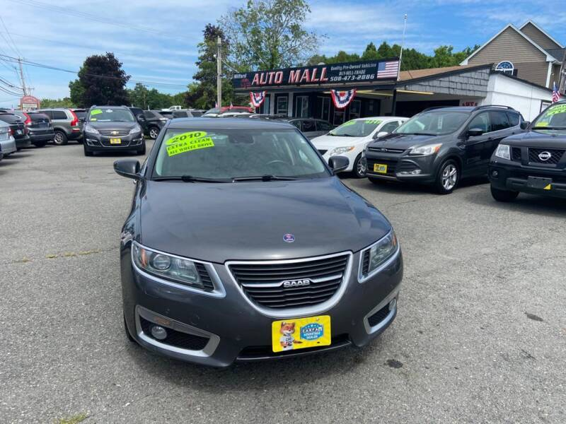2010 Saab 9-5 for sale at Milford Auto Mall in Milford MA