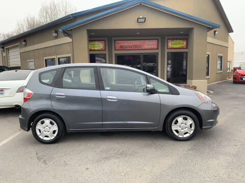 2013 Honda Fit for sale at Advantage Auto Sales in Garden City ID