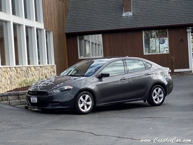 2015 Dodge Dart for sale at Cupples Car Company in Belmont NH
