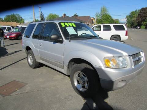 2002 Ford Explorer Sport for sale at Car Link Auto Sales LLC in Marysville WA