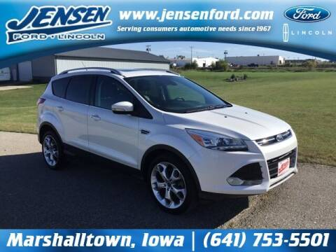 2013 Ford Escape for sale at JENSEN FORD LINCOLN MERCURY in Marshalltown IA