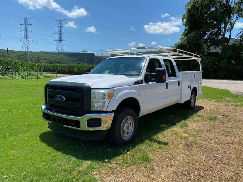 2014 Ford F-250 Super Duty for sale at Tennessee Valley Wholesale Autos LLC in Huntsville AL