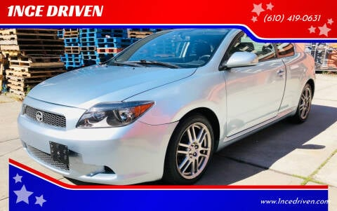 2007 Scion tC for sale at 1NCE DRIVEN in Easton PA