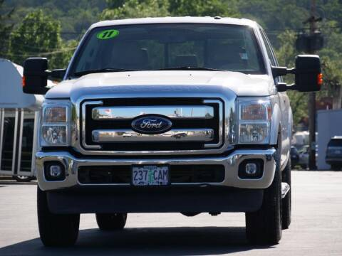 2011 Ford F-350 Super Duty for sale at CLINT NEWELL USED CARS in Roseburg OR