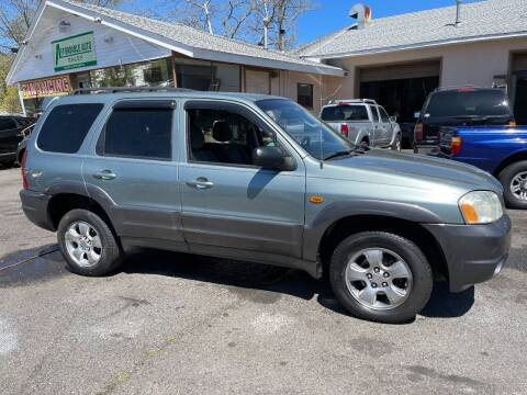 2004 Mazda Tribute for sale at Affordable Auto Detailing & Sales in Neptune NJ