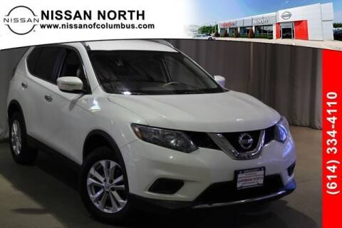 2014 Nissan Rogue for sale at Auto Center of Columbus in Columbus OH