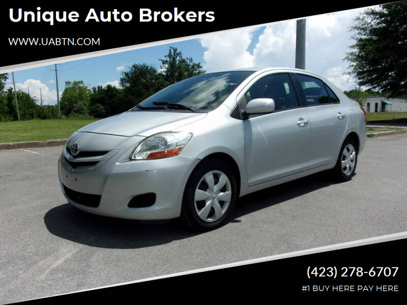 2007 Toyota Yaris for sale at Unique Auto Brokers in Kingsport TN