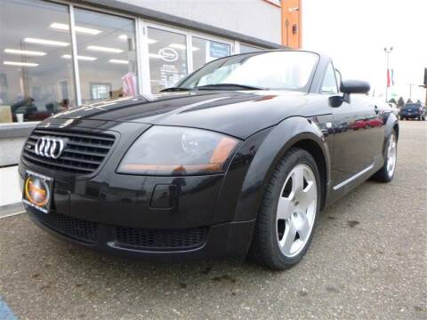 2001 Audi TT for sale at Torgerson Auto Center in Bismarck ND
