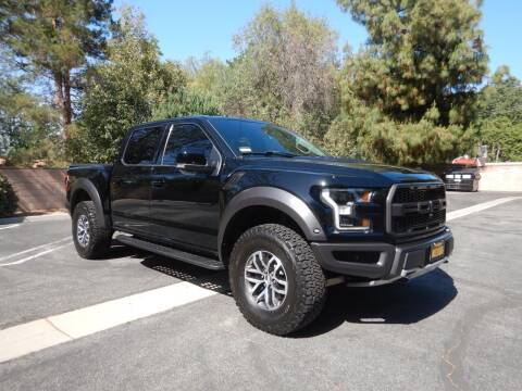 2017 Ford F-150 for sale at California Cadillac & Collectibles in Los Angeles CA