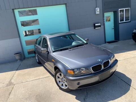 2003 BMW 3 Series for sale at Enthusiast Autohaus in Sheridan IN