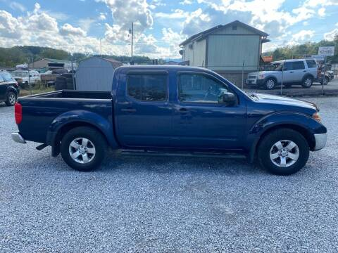 2011 Nissan Frontier for sale at Tennessee Motors in Elizabethton TN