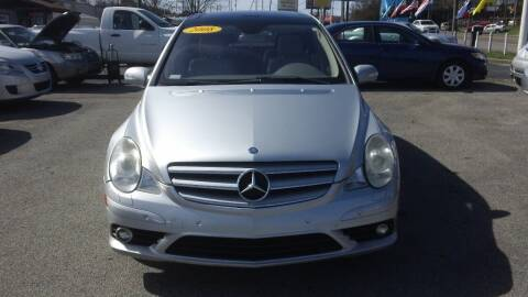 2008 Mercedes-Benz R-Class for sale at Knoxville Used Cars in Knoxville TN