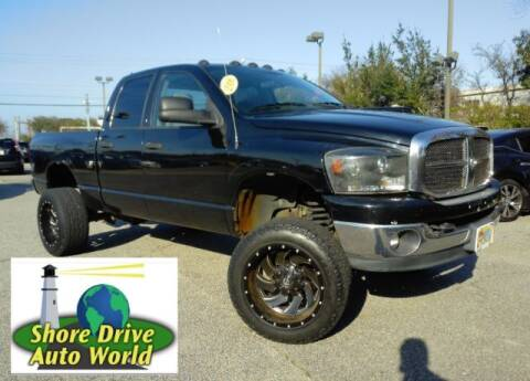 2006 Dodge Ram Pickup 2500 for sale at Shore Drive Auto World in Virginia Beach VA