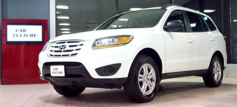 2011 Hyundai Santa Fe for sale at Car Culture in Warren OH