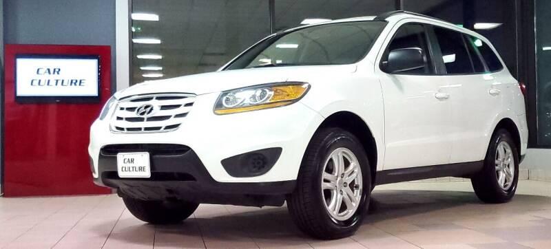 2011 Hyundai Santa Fe for sale at Car Culture in Warren OH