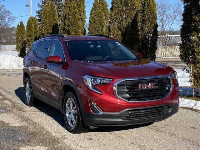 2019 GMC Terrain for sale at Betten Baker Preowned Center in Twin Lake MI