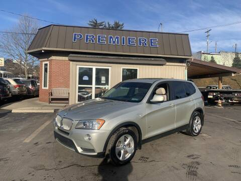 2011 BMW X3 for sale at Premiere Auto Sales in Washington PA