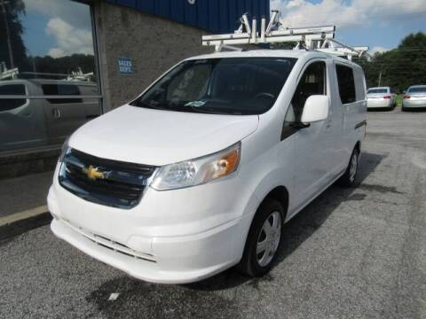 2015 Chevrolet City Express Cargo for sale at Southern Auto Solutions - Georgia Car Finder - Southern Auto Solutions - 1st Choice Autos in Marietta GA
